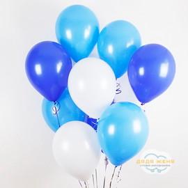 Белый- Синий- Голубой