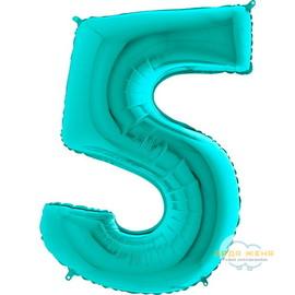 Цифра пять Тиффани