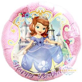 Милар круг Happy Birthday, Sofia