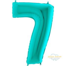 Цифра семь Тиффани