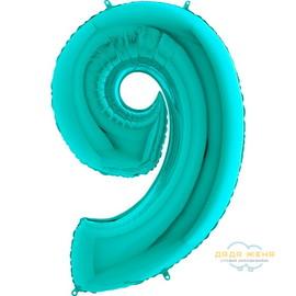 Цифра девять Тиффани