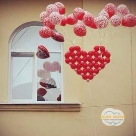 Подъём сердца к окну