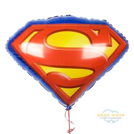 Эмблема Супермен