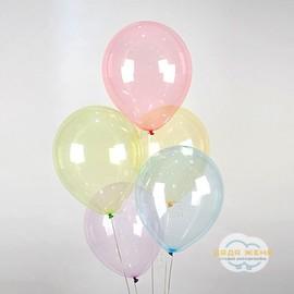 Цветные пузырики