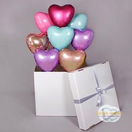 Коробка Сердечки