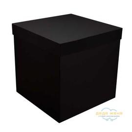 Коробка сюрприз черная