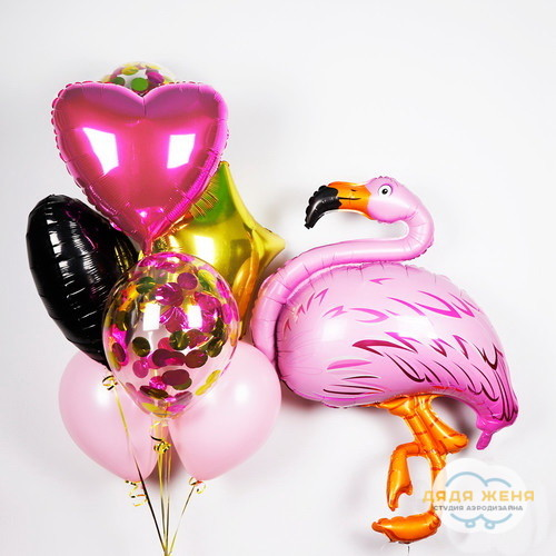 Набор Фламинго