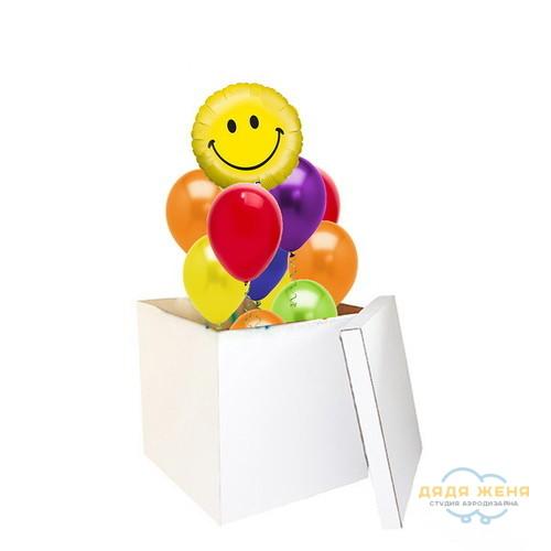 Коробка сюрприз на день рождения