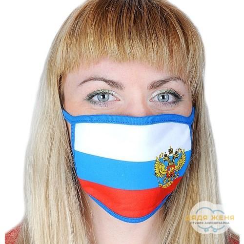 Маска на лицо Россия